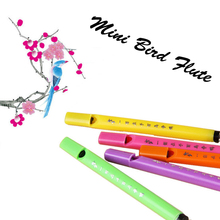5pcs/set Colorful Drawing Water Bird Whistle Musical Toy for Kid Early Learning Educational Children Gift Toy Musical Instrument