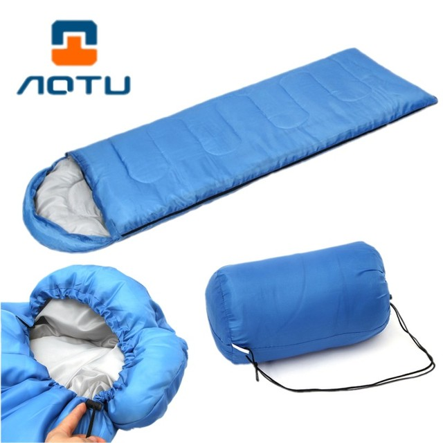 Envelope with Hood Sleeping Bag Lightweight Sleeping Bag Outdoor Camping Adult Keep Warm for Camping Travel Compression Sack