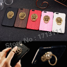 Luxury Sexy Snake Skin Phone Cases Hard Back Case For iPhone 6 6S 7 Plus 5