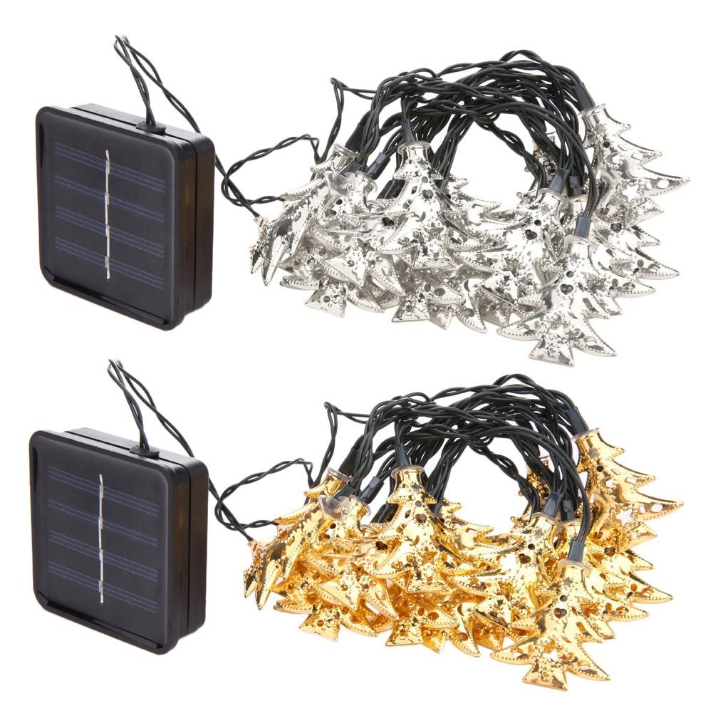 20 font b LED b font Solar Power font b LED b font font b String