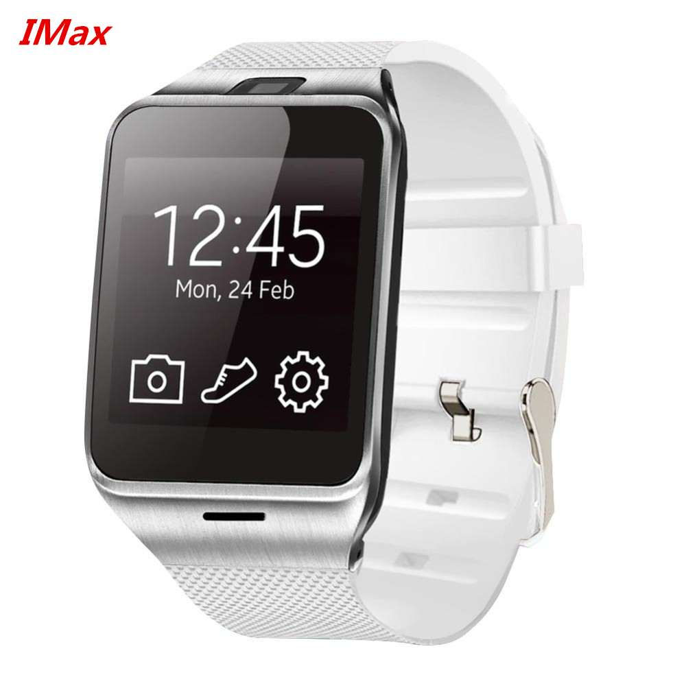 2016 Hot Free Shipping GV18 bluetooth font b smart b font font b watch b font