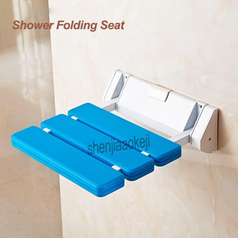 Home Improvement Alert Ecofresh Wall Mounted Shower Seat Bathroom Shower Folding Seat Folding Beach Bath Shower Stool Toilet Shower Chair