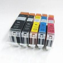 vilaxh PGI-450 CLI-451 Ink Cartridge For Canon pgi450 pgi 450 PIXMA IP7240 MG5440 MG5540 MG5640 MG6440 MX924 IX6540 IX6840 20x compatible ink cartridges pgi 450 cli 451 for canon pixma ip8740 ip7240 mg5540 ix6840 ix6540