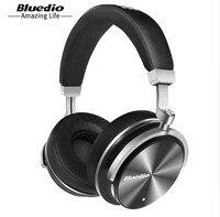 Bluedio T4 Headphone Bluetooth Headphones Wireless/Wire Earphone Portable Microphone Bluetooth Music Headset