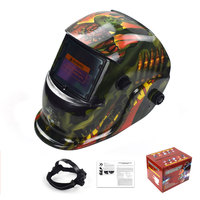 Auto Darkening Welding Helmet Mask Cap Arc TIG MAG Grinding Welders Mask Solar Drop Shipping for Welding & Soldering Supplies