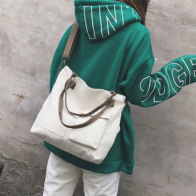 Unisex Fashion Solid Shoulder Bag Crossbody Bag for Women 2019 Messenger Bags women's bag bolsa feminina sac a main 30AP0325