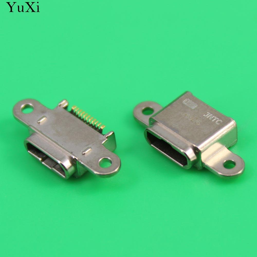 YuXi   For Samsung Galaxy S7 G9300 G930F /S7edge G9350 G935F Micro USB Jack Socket Connector Phone Charging Port