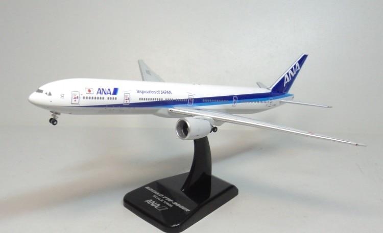 1:400 ANA 777-300ER JA784A Hogan alloy ana aircraft model 1 500 ana 747 400 ana aircraft model ja8960 hogan
