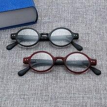 Винтажные круглые очки для чтения, мужские и женские очки по рецепту, очки для дальнозоркости, Leesbril+ 1+ 1,5+ 2+ 2,5+ 3+ 3,5