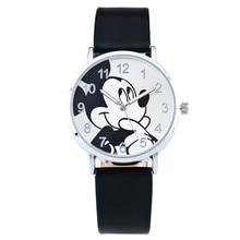 Relogio Feminino Mickey Mouse Women Watches Fashion Casual C