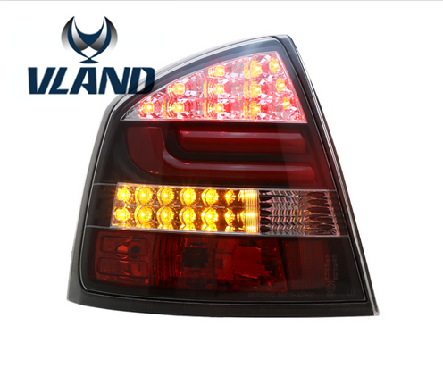 Free shipping vland factory for 2007 2009 for Skoda Octavia taillight Octavia LED Accessories rear light free shipping for skoda octavia sedan a5 2005 2006 2007 2008 left side rear lamp tail light