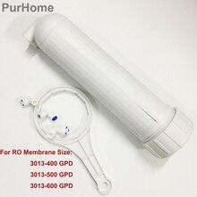 Omgekeerde Osmose 3013 Behuizing voor RO Membraan 3013 400 gpd/3013 600gpd Met Alle Fittings Water Filter Accessoires