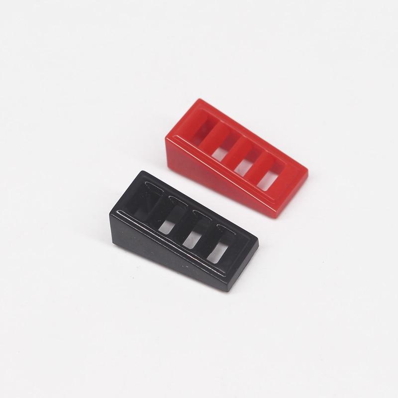 * Кровельная плитка W. Решетка 1x2x2/3 * сделай сам, развивающие блочные кирпичи, совместимы с другими сборными элементами