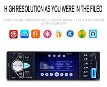 1 Din 4.1 Inch Audio Car FM Radio Android Multimedia Mp5 Player Autoradio Bluetooth Audio Auto Stereo Touch screen GPS Bluetooth 7 touch screen 2 din universal android 8 1 car multimedia player car dvd audio stereo radio gps navi video bluetooth fm wifi