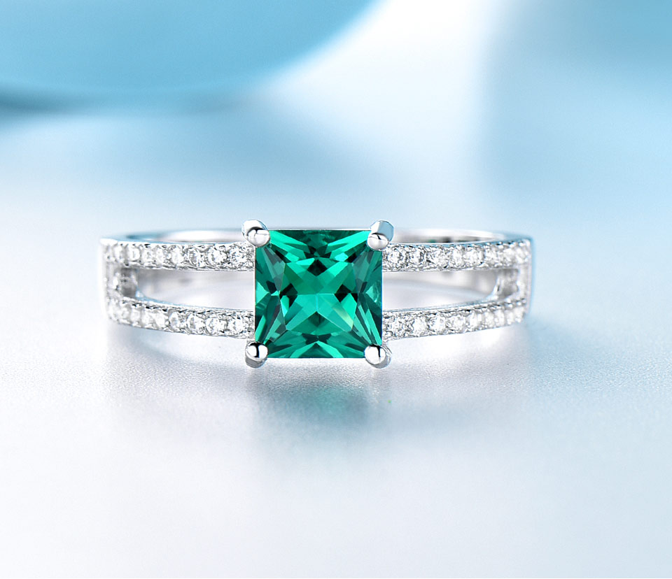 UMCHO-Emerald-925-sterling-silver-rings-for-women-RUJ069E-1-pc_04