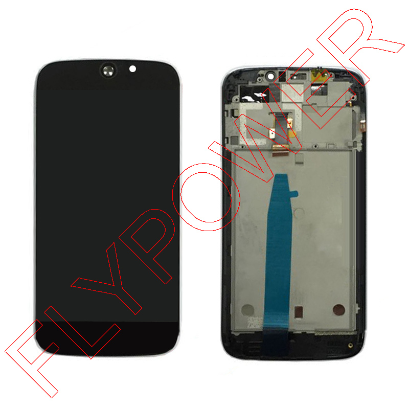 for Acer Liquid Jade Z s57 Lcd Display With Touch Screen digitizer + Frame assembly by free shipping; Black Color; 100% warranty wholesale price for acer liquid jade s55 lcd display digitizer touch screen for acer liquid jade lcd free shipping