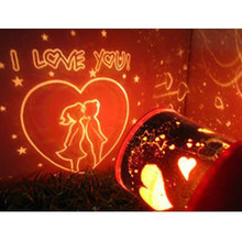 LED Valentine's Day Gift, Cupid Projection Light, Glow in the Dark Toys, Star Light