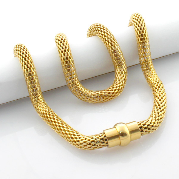 fashion south size s mm gold mens plated item hot jewelry chains necklace men chain korean style necklaces