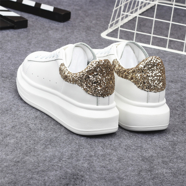 New Fashion Vulcanize Shoes Trainers Women Sneakers Casual Shoes Basket Femme PU Leather Tenis Feminino Zapatos Mujer Plataforma 62