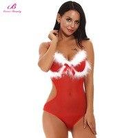 Lover Beauty Women Halloween sexy lingerie red Transparent Sleepwear lenceria erotic sexy Babydoll