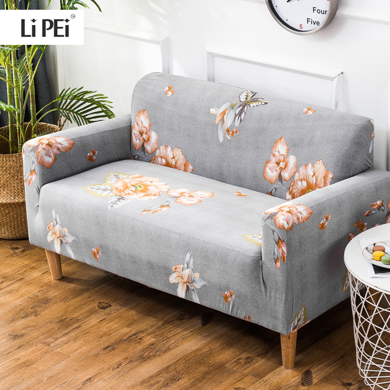 Flower pattern Elastic Stretch Universal Sofa Covers