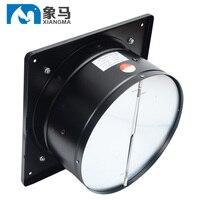 Вентилятор кухня перегара вентилятор 12 дюйм(ов) окна ванной типа 300 мм сильный
