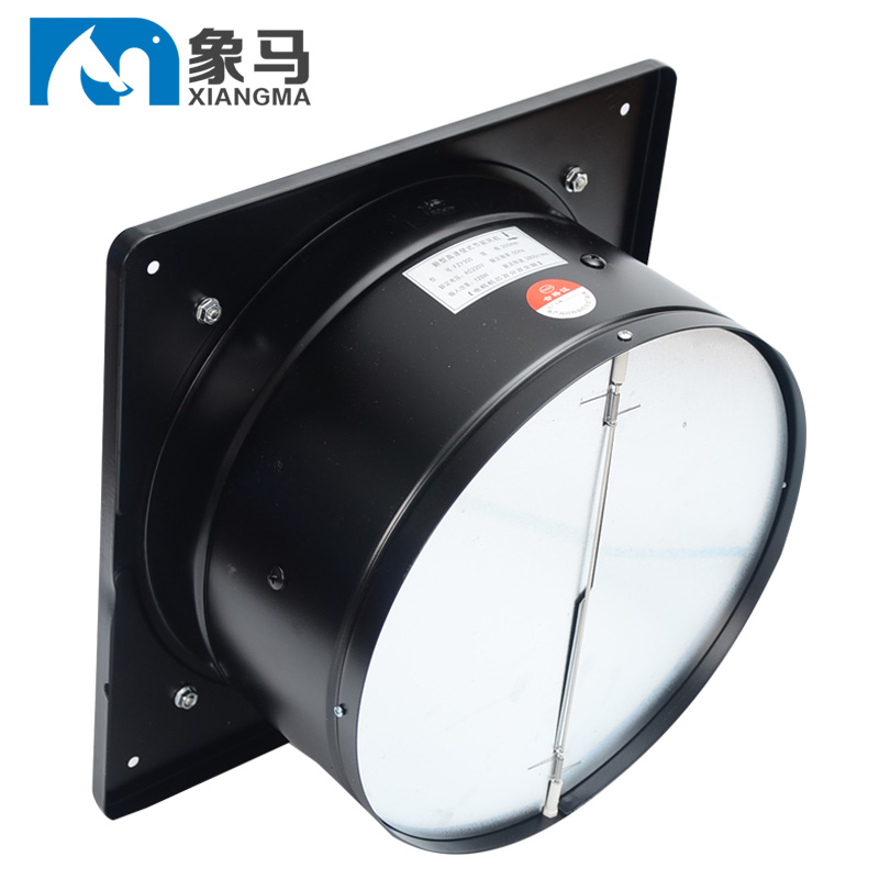 ventilator Exhaust fan kitchen Fume Fan 12 inches bathroom Window type 300mm Strong 12 inches ventilator pipeline exhaust fan strong kitchen oil exhaust wall type square ventilator 300mm