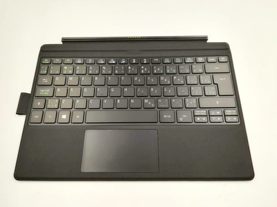 Original Magnet Keyboard For 12 Inch Acer Switch Alpha Tablet Pc For Acer Switch Alpha 12 Keyboard