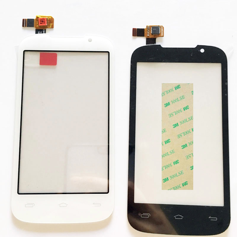 New Touch Screen Digitizer For Prestigio MultiPhone PAP3400 PAP 3400 Duo Touch Panel Glass Replacement
