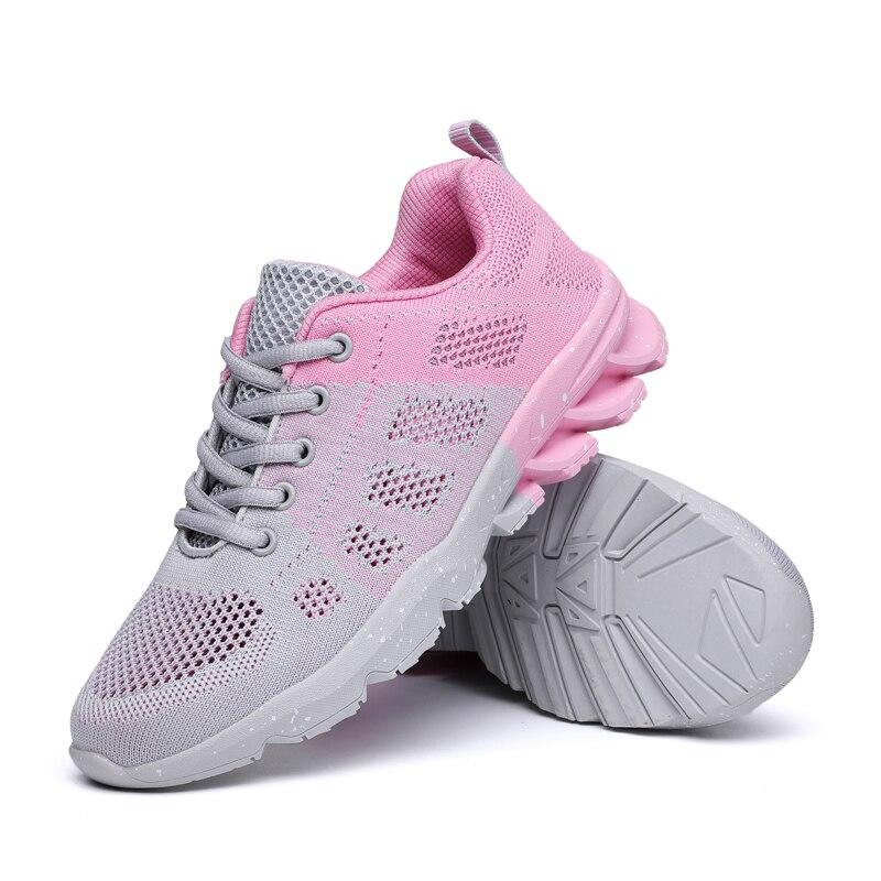 9bb0cf8ad98 Zapatillas deportivas para correr para adultos transpirables de otoño y verano  en Zapatos para correr de Deportes y ocio en AliExpress.com   Alibaba Group