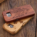 KISSCASS S7 Combo 2 in 1 Wood Pattern Case Retro Natural Wooden Craved Shockproof Phone Hard Cover For Samsung Galaxy S7 Case
