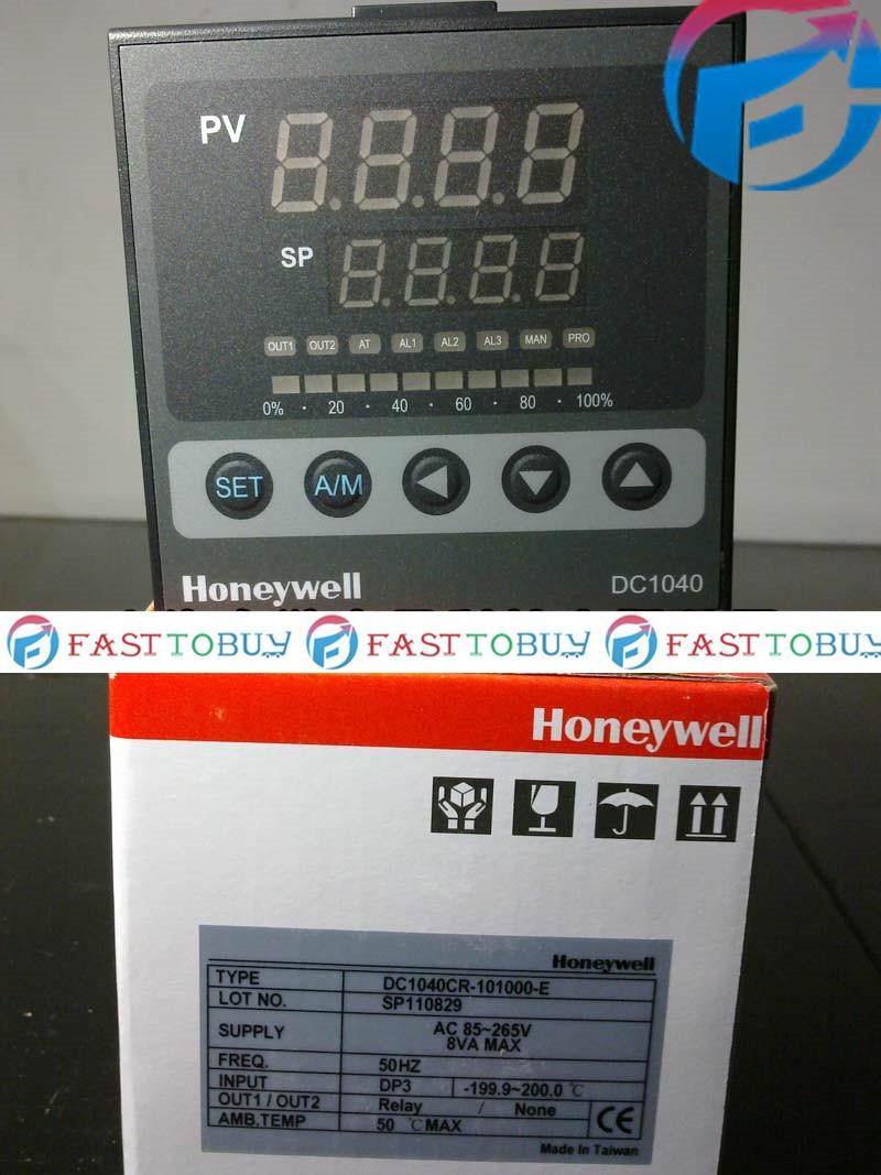 DC1040CR-101000-E Temperature Controller HONEYWELL For Burner replace Siemens RWF40 or KS40 Series original honeywell temperature controller dc1040ct 302000 e