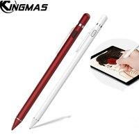 Для Apple карандаш, стилус, ручка Емкость Высокая точность стилус для iPhone iPad Pro/1/2/3/4/iPad 9,7 10,5 12,9 дюймов