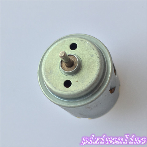 1pcs K137Y 3-6V Micro R260 DC Motor For DIY Toy Four-wheel Scientific Experiments High Quality On Sale Lahore