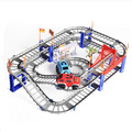 2 Types Thomas and Friends Electric Railing Car Toy Track Diecast for Kids Railway Trains Children Best Christmas Gift