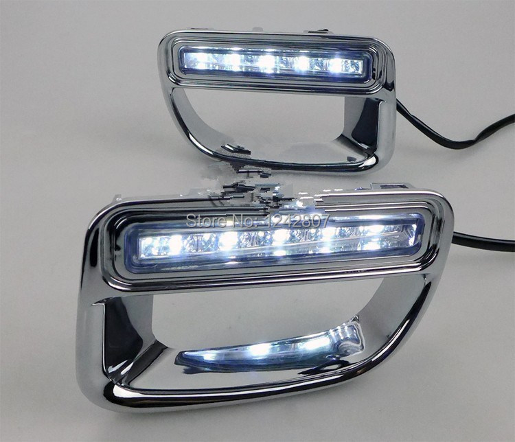 Free shipping ,fog light, Car styling DRL For BMW MINI COOPER S 2009-2013 Daytime running lights High quality