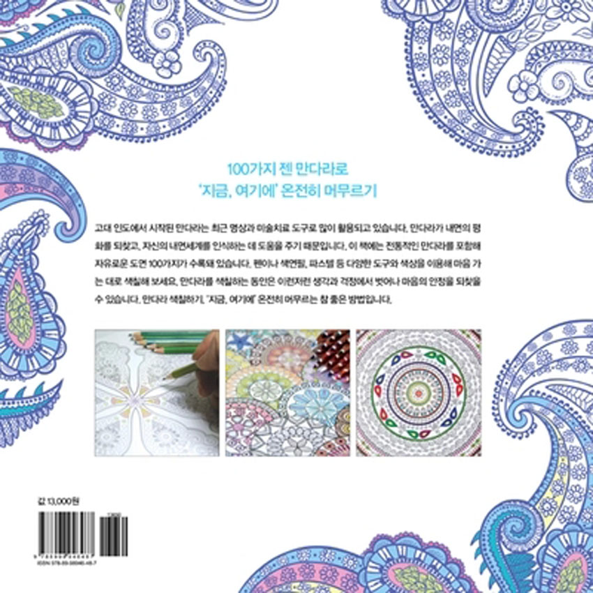 12 Color Pencils NEW 128 Pages Mandalas Coloring Book Graffiti For Adults Relieve Stress Secret Garden Art Books In From Office School
