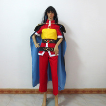Слэйнеры Косплей Lina Inverse Рождественская вечеринка Хэллоуин униформа наряд костюм для косплея любого размера