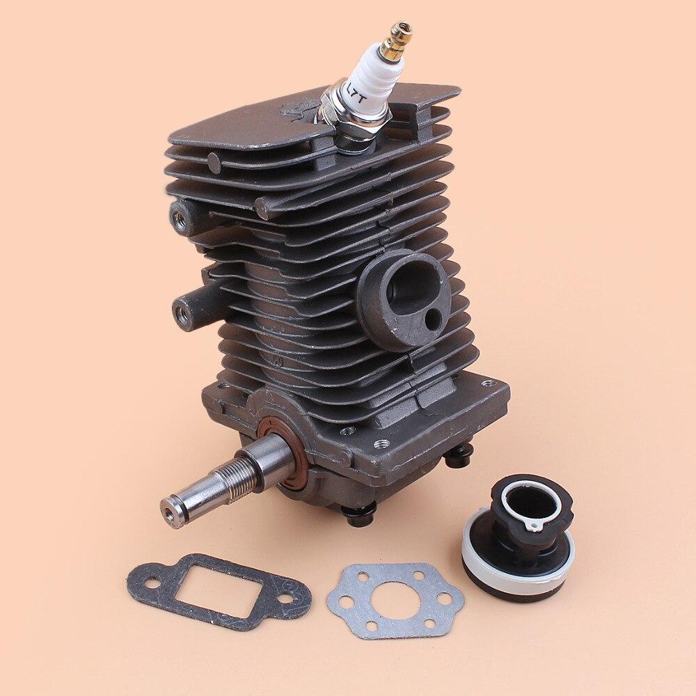 Выполните двигателя цилиндрический коленчатый вал поддон для сборки STIHL MS180 MS170 018 MS 180 170 бензин бензопила Запчасти