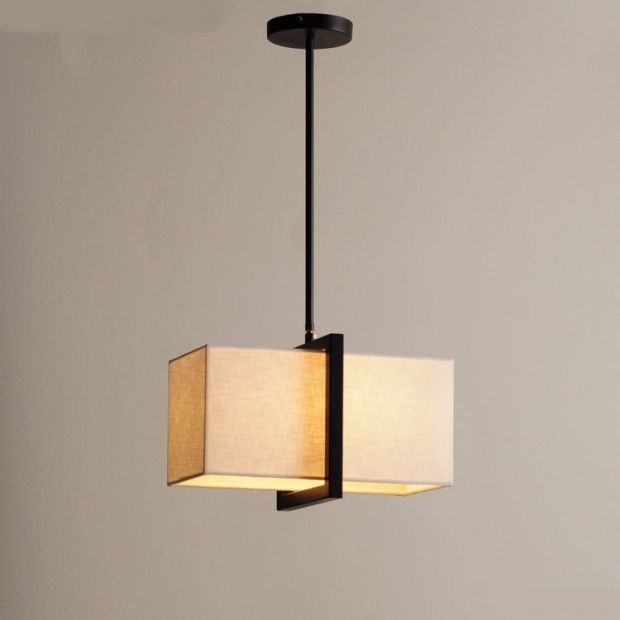 new pendant light personality restaurant suction hanging lamps and lanterns of the Nordic modern minimalist new Chinese style be full copper lamps and lanterns of american meals hanging lamp act the role ofing porch corridor lamp
