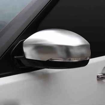 lsrtw2017 abs carbon fiber car rearview cover trims for range rover sport 2014 2015 2016 2017 2018 2019 L494