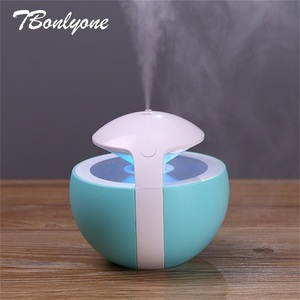Image 3 - TBonlyone 450ML Large Capacity Humidifier for Whole Night Water Soluble Oil Aroma Diffuser Electric Ultrasonic Air Humidifier
