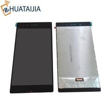 "Reemplazo para Lenovo 3 Tab3 7 730 TB3-730 TB3-730X TB3-730F TB3-730M 7 ""pulgadas de Pantalla LCD con Pantalla Táctil Digitalizador Asamblea"