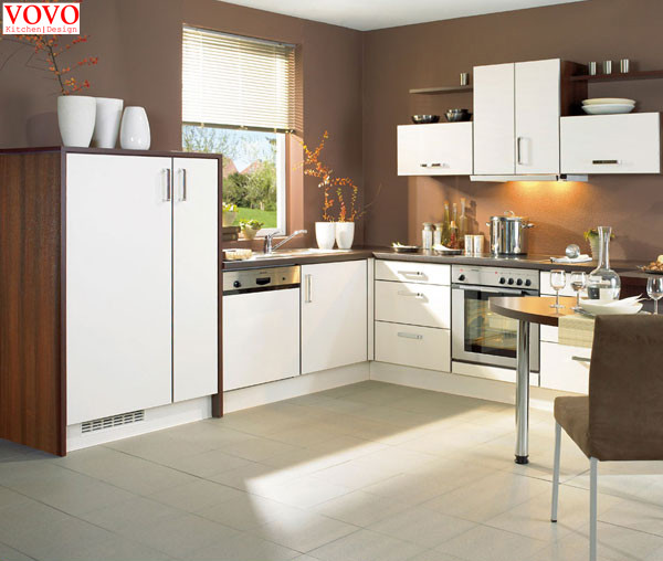White Melamine Kitchen Cabinet Door