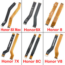 Main Motherboard Flex Cable For Huawei Honor 8 9 10 Lite 5C 5X 6x 7X 7A 8X MAX 8A 8C P Smart Y7 2017 Y9 2018 2019 Repairs(China)