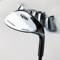 New Golf Clubs HONMA TOUR WORLD TW W Golf Wedges Right Handed Clubs Wedges Steel Golf shaft Cooyute Free shipping
