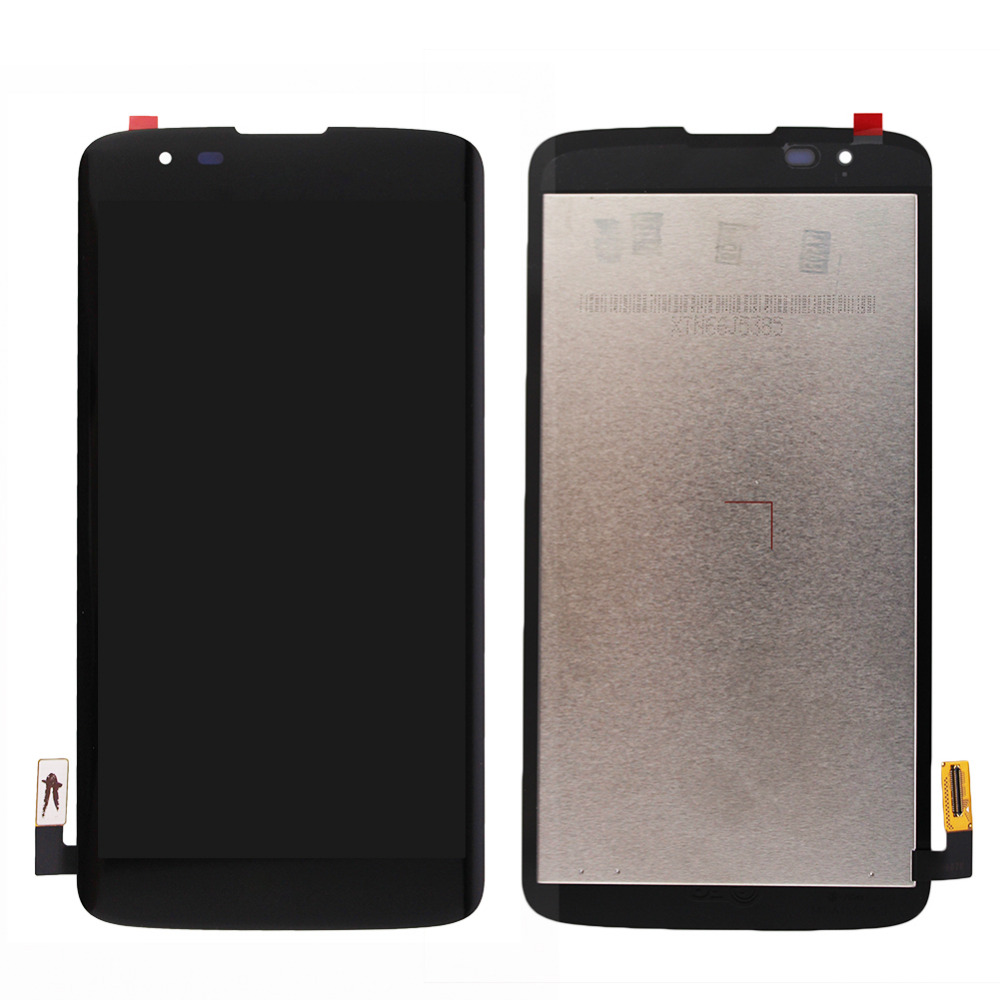 LCD Display + Touch Screen Digitizer Assembly replacement parts for LG K7 LCD screen for LG Tribute 5