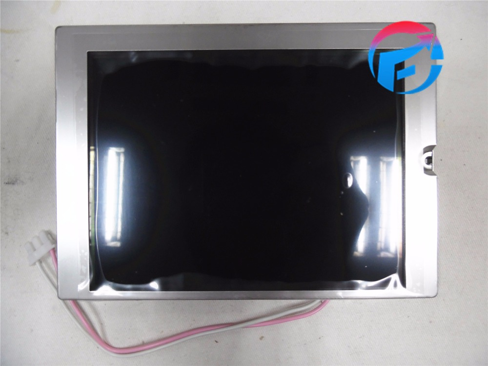 KG057QV1CA-G00 5.7 Inch Display Screen Panel LCD for Injection Machine Original NEW 5 7 inch kyocer kg057qv1ca g000 kg057qv1ca g00 lcd display screen module