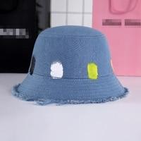 2018 NEW Winter Hat Knitted Bucket Hats for Women Foldable Bucket Cap Panama Fishing Cap Summer Sun Bucket Hat Cotton 7753