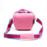 High Quality Thicker Digital Camera Bag Case For Pentax K01 Q7 Q Shoulder Bag K50 K30